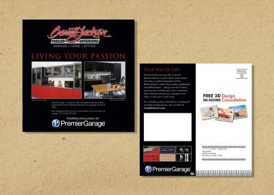 Barrett-Jackson Postcard Design