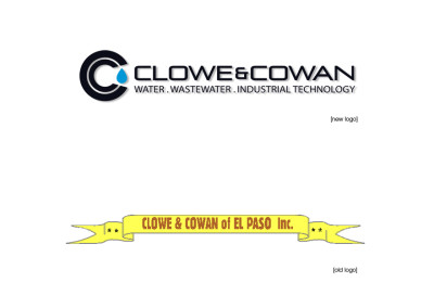 Clowe & Cowan Logo Redesign