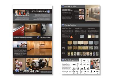 PremierGarage 4 Fold Brochure