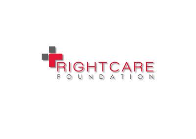 Rightcare Foundation Logo Design